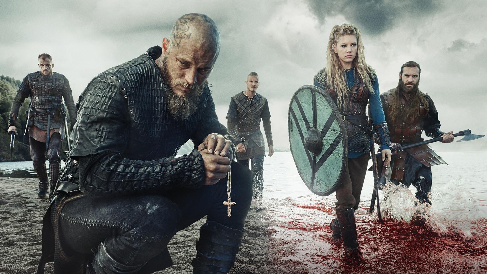 Vikingos - Mejor Serie de TV Histórica