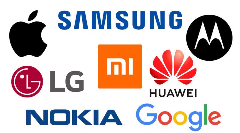 Mejores marcas de celulares de la actualidad